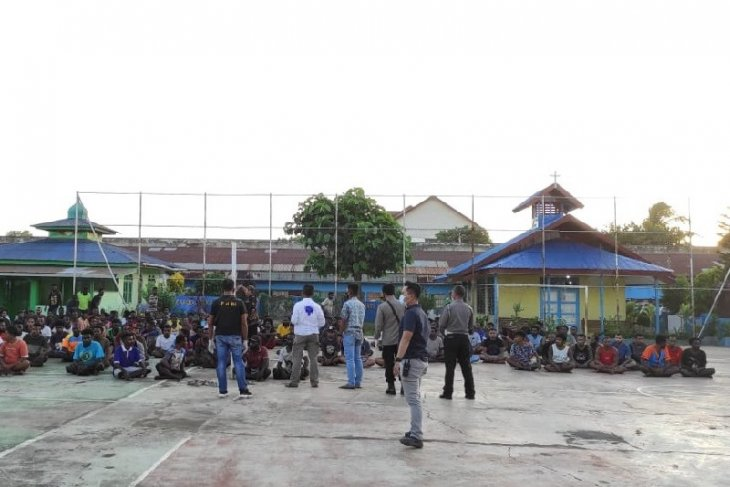 Three wardens quizzed over inmate deaths at Merauke prison