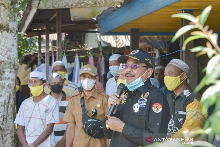 Ketua DPRD Kalsel reses soroti kelayakan tempat ibadah