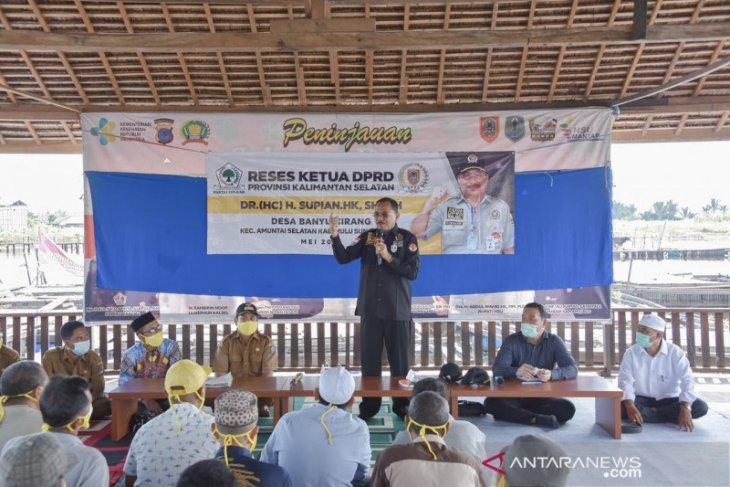 Ketua DPRD Kalsel harapkan peningkatan PAD lewat wisata