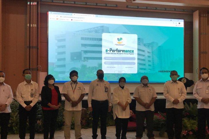 Luncurkan e-Performance,  Mensos Risma pastikan kinerja ASN maksimal
