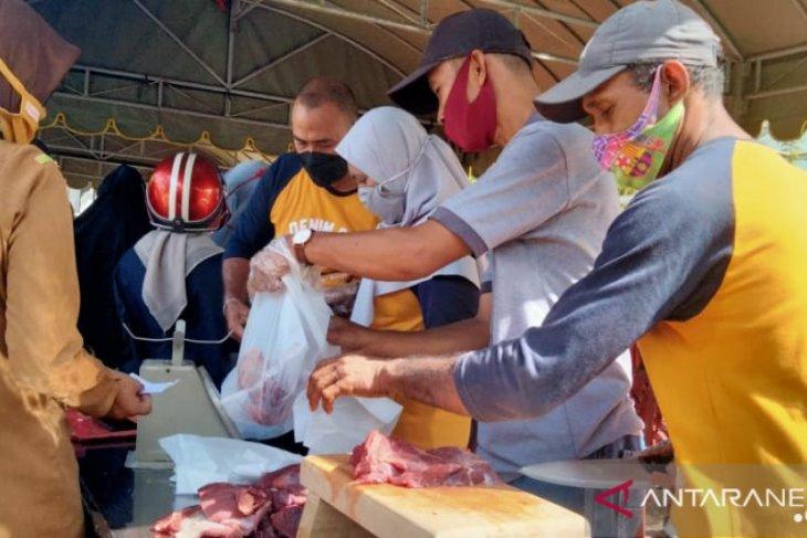 Pemkab Malra gelar pasar murah daging sapi