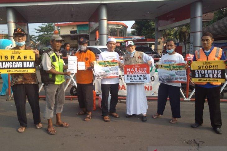 AWG galang aksi solidaritas untuk Palestina dan Al-Aqsa
