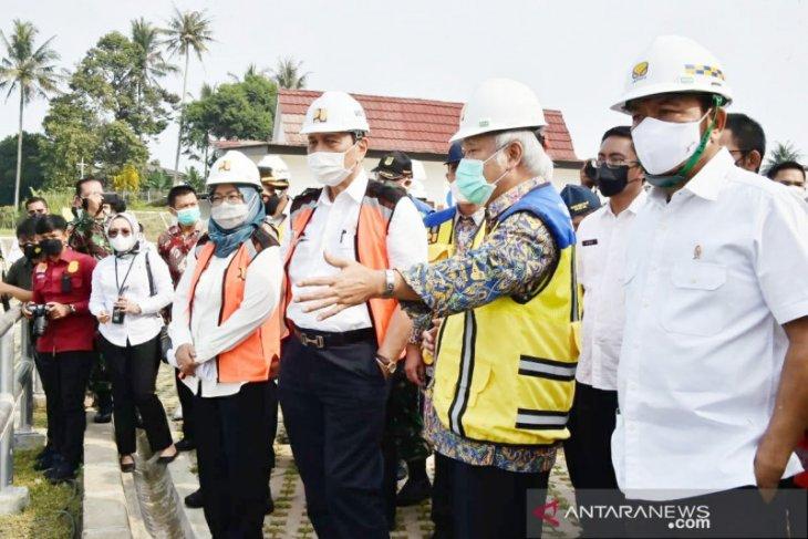 Ade Yasin berharap bendungan Ciawi dan Sukamahi di Bogor rampung Juli 2021