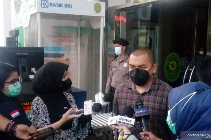 Majelis Hakim tunda sidang tuntutan kasus kerumunan Rizieq Shihab