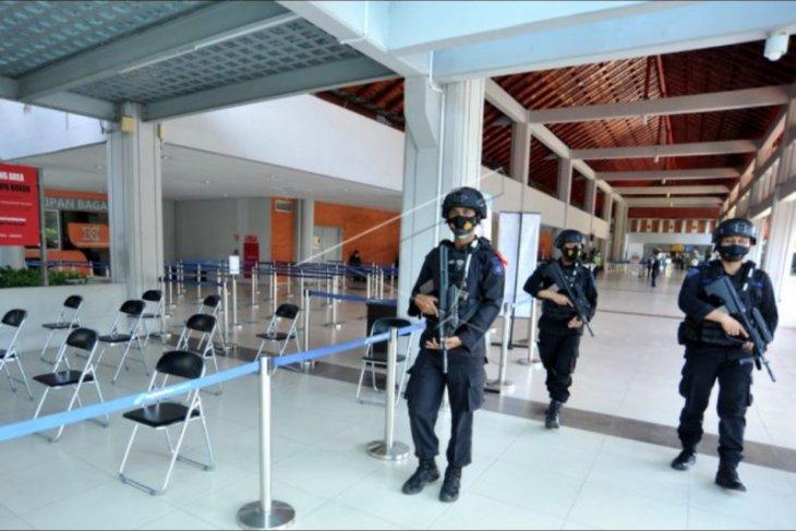 Pengamanan Bandara Ngurah Rai