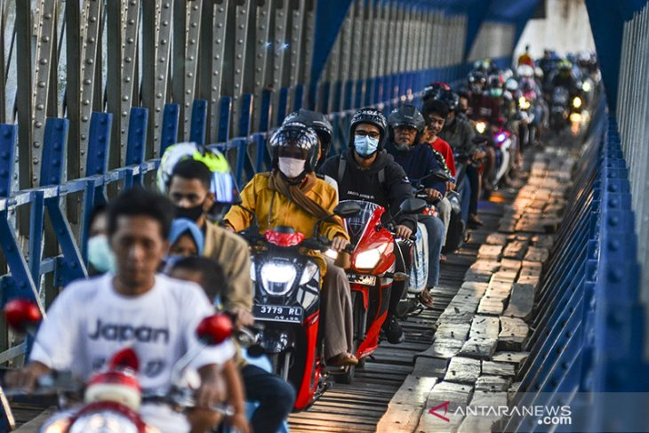 Jalur mudik alternatif selatan Jawa