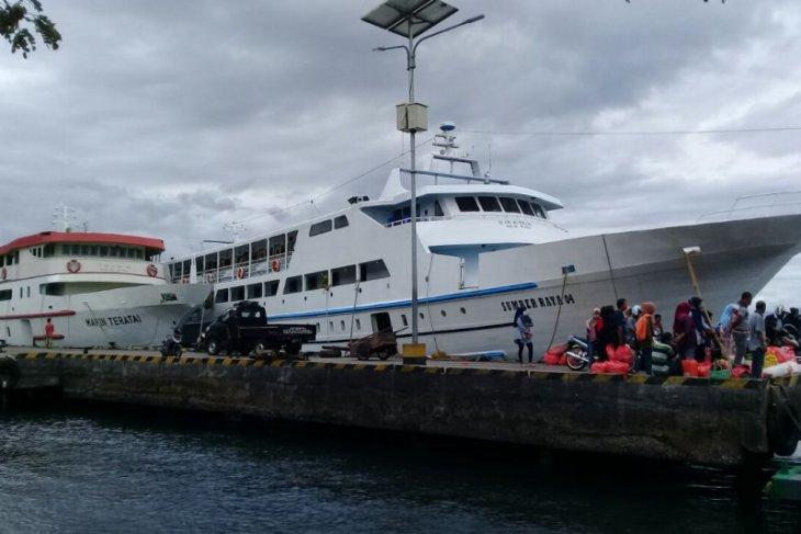BPBD  Mudik lebaran berlaku bagi pelayaran antarpulau di Malut