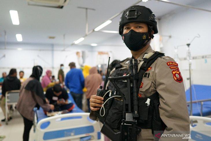Polisi selidiki penyebab keracunan massal warga binaan Lapas Gorontalo