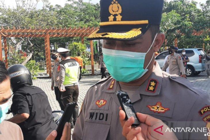 Polisi belum temukan warga mudik keluar pulau Bangka
