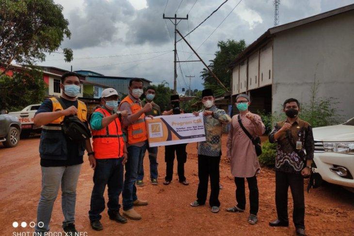 CMI kembali perbaiki infrastruktur jalan di Sandai