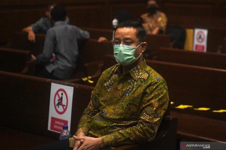 Jaksa ungkap percakapan Ketua Bagian Sekretariat Komisi VIII DPR soal bansos