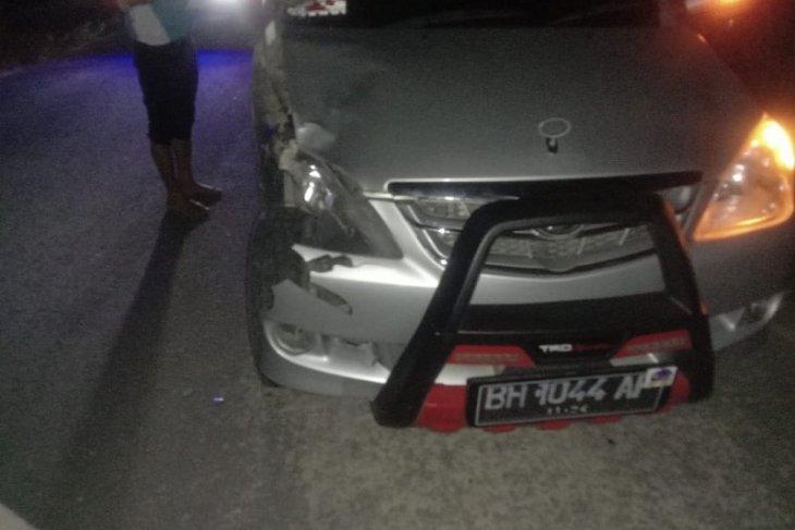 Tabrakan sepeda motor dengan minibus, tiga remaja putri tewas