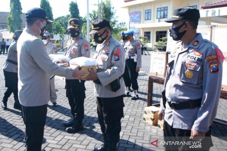 Operasi Ketupat Semeru, Kapolres Situbondo ingatkan anggotanya laksanakan tugas sesuai SOP