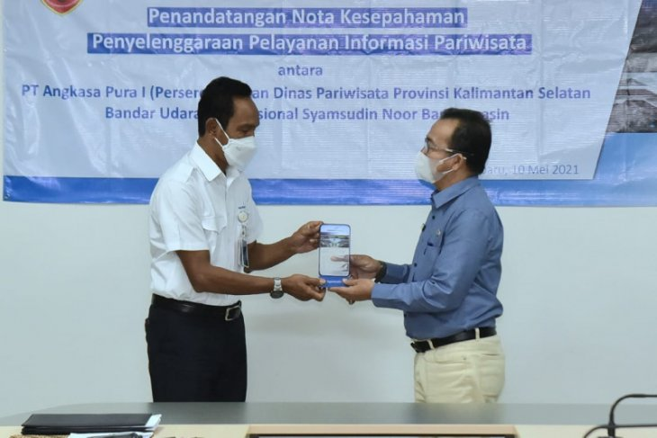 Sout Kalimantan, Angkasa Pura I collaborate to promote tourism
