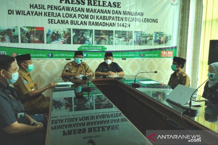 BPOM di Bengkulu temukan peredaran ribuan produk pangan bermasalah