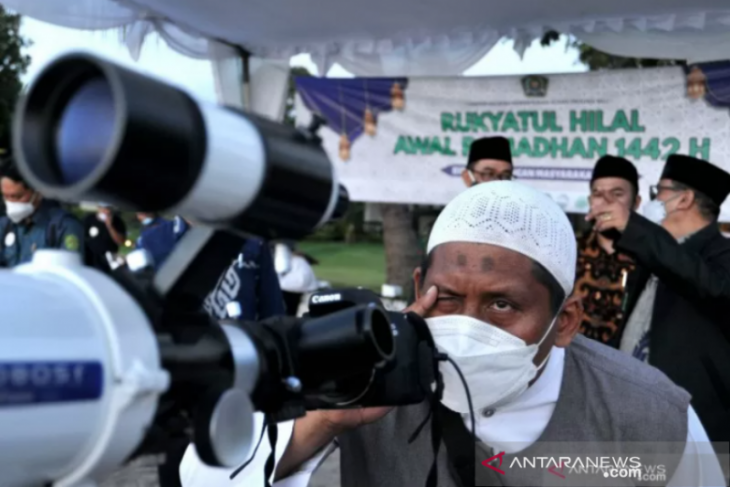 BMKG prediksi 12 Mei 2021 masih Ramadhan