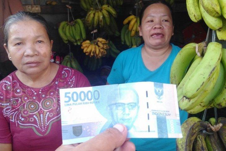 Pedagang pisang di Gunungsitoli tertipu uang palsu