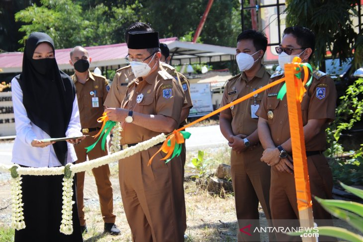 RTH dan taman bermain anak Datu Durabu diresmikan