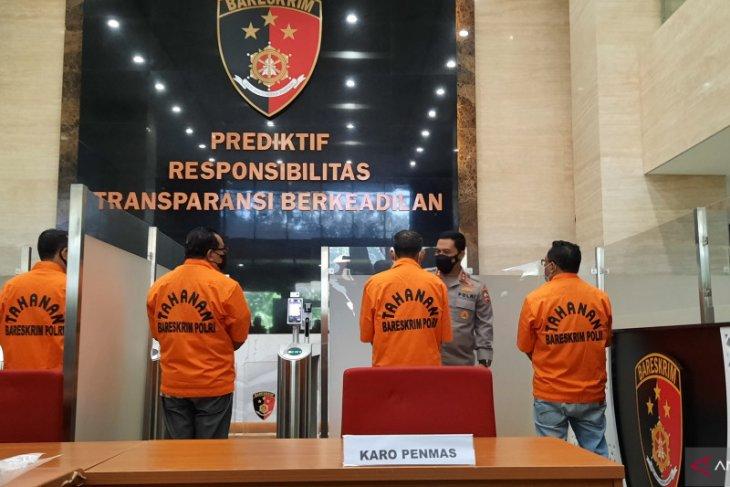 Humas Polri : 18 saksi diperiksa terkait OTT Bupati Nganjuk