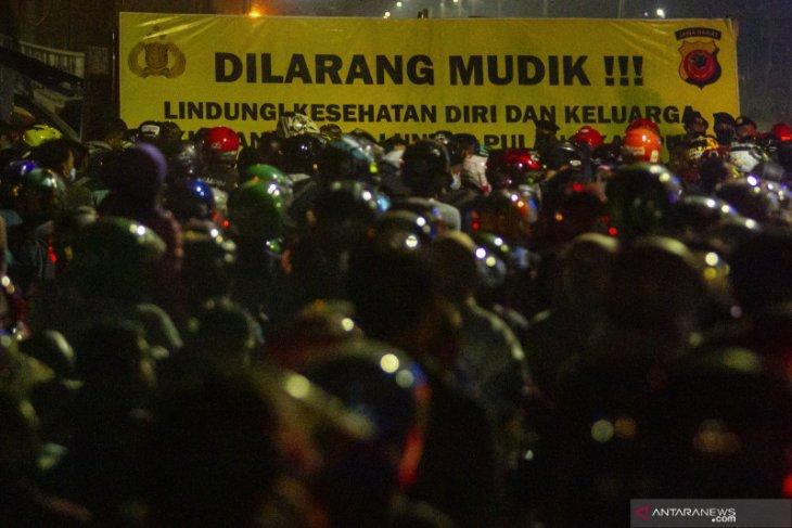 Jelang Idul Fitri, lebih 138.000 kendaraan tinggalkan Jakarta per hari