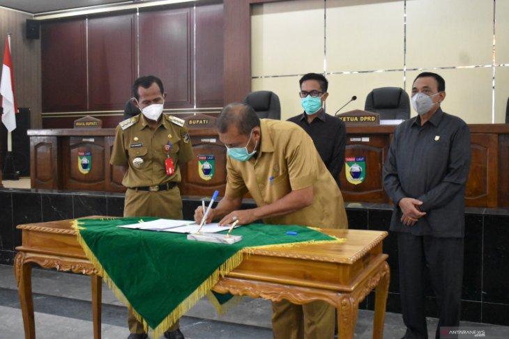 Dewan apresiasi kinerja Pemkab Tala realisasikan pendapatan daerah Rp1,6 triliun