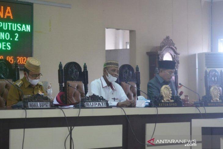 DPRD Gorontalo Utara ajak umat Islam menikmati silaturahim virtual