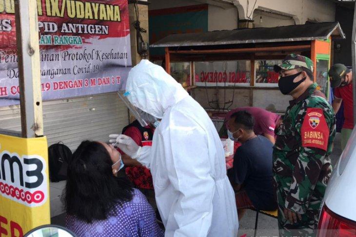Tim Yustisi Denpasar jaring tujuh pelanggar prokes