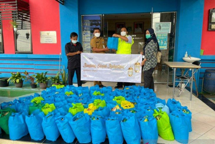 Lippo karawaci salurkan paket ramadan ke 4 kelurahan