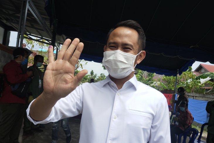 Warga Palangka Raya diminta tak panik terkait masuknya virus B.1.617