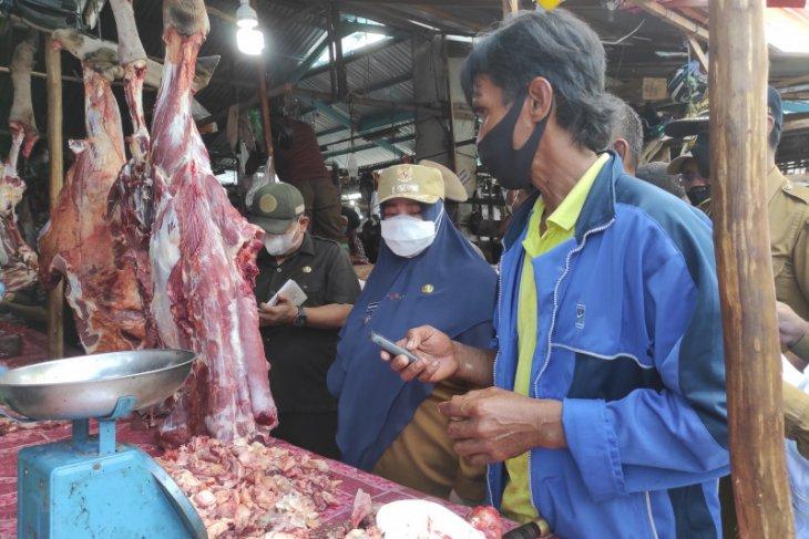 Wakil bupati Paser sidak Pasar Induk Senaken