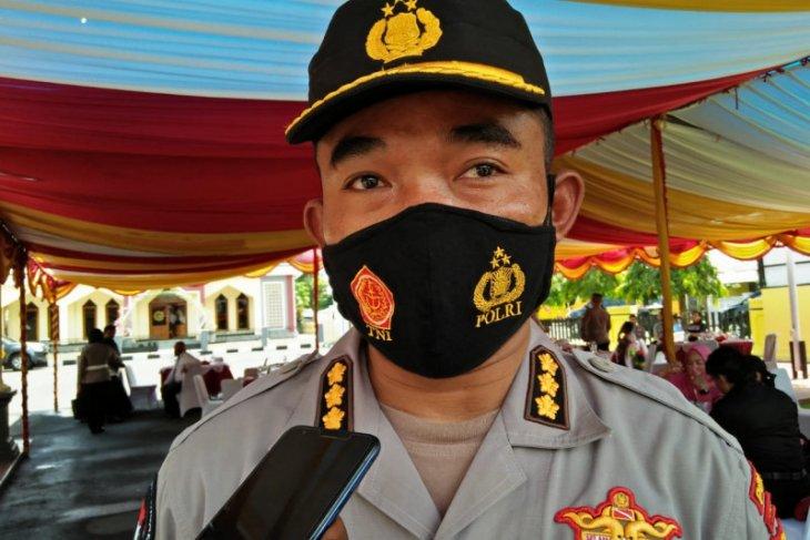 Kasus anggota DPRD tabrak Polantas ditarik ke Polda Malut