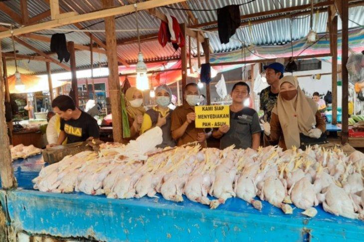 Dinas Pertanian Gorontalo awasi produk pangan asal hewan