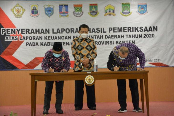 Pemkab Tangerang raih opini WTP 13 kali berturut-turut dari BPK RI