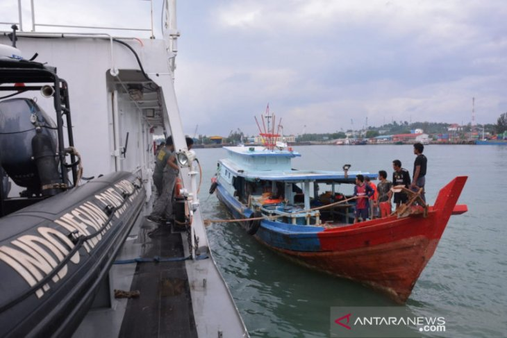 KKP jelaskan 68 nelayan Indonesia masih menjalani proses hukum di luar negeri