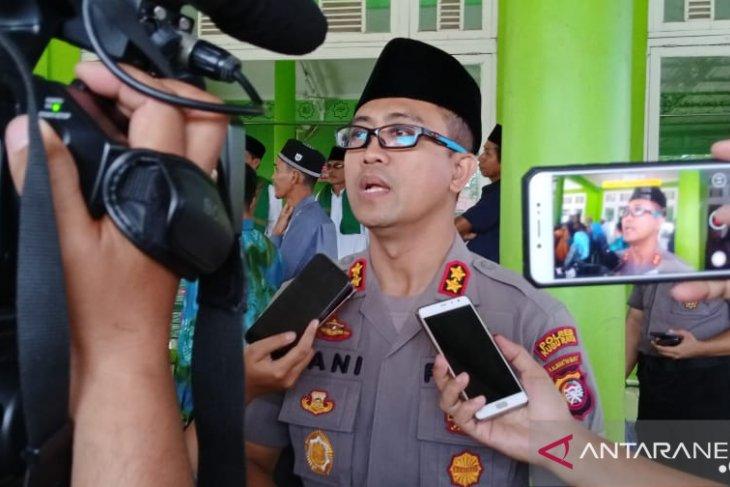567 personel gabungan siaga di pos penyekatan Kubu Raya