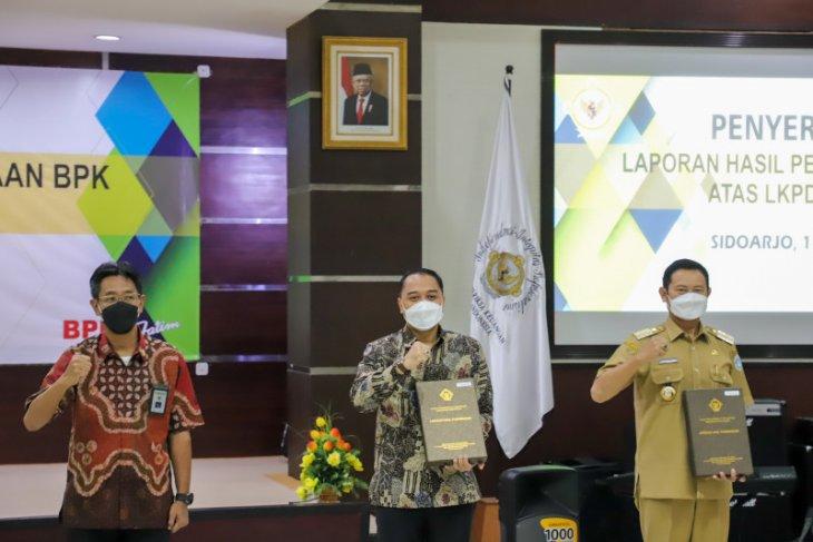 Pemkot Surabaya pertahankan opini WTP dari BPK Jatim hingga sembilan kali