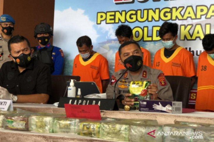Polda Kaltim: Pengungkapan 25 kg sabu terbanyak di Kaltim
