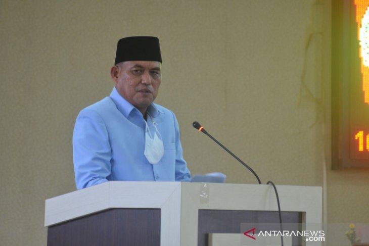 DPRD Gorontalo Utara tetapkan Perda Pilkades di masa COVID-19