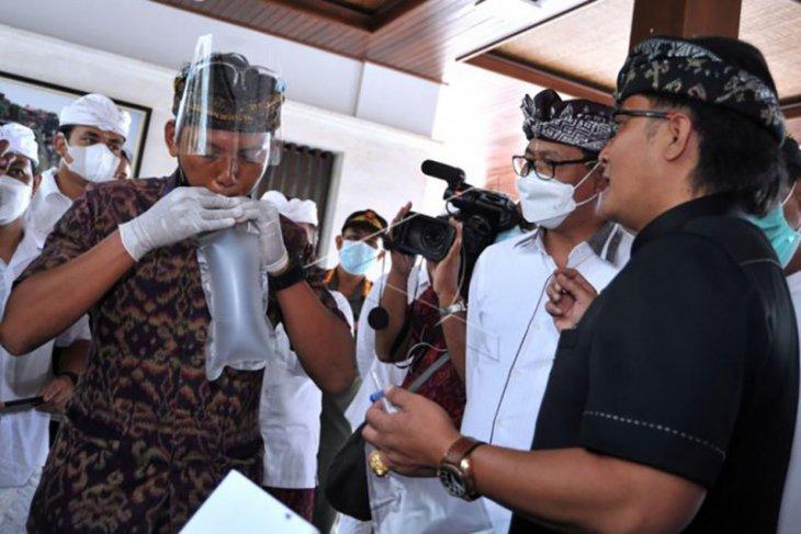 Peluncuran GeNose C19 di destinasi wisata Bali