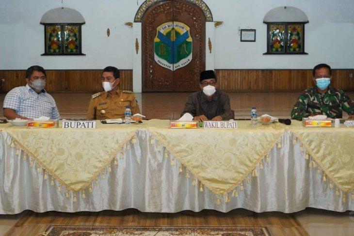 Pemkab Batanghari hanya perbolehkan warga takbiran di masjid