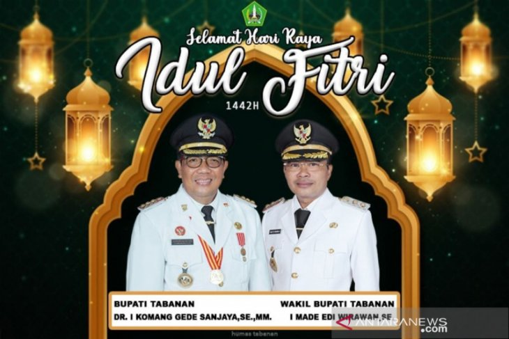 Bupati Tabanan ingatkan protokol kesehatan sambut Idul Fitri
