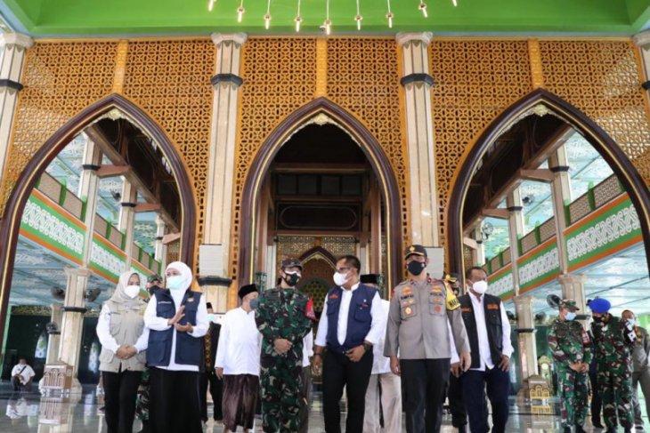 Cegah COVID-19, Gubernur Khofifah ingatkan masyarakat tidak takbir keliling