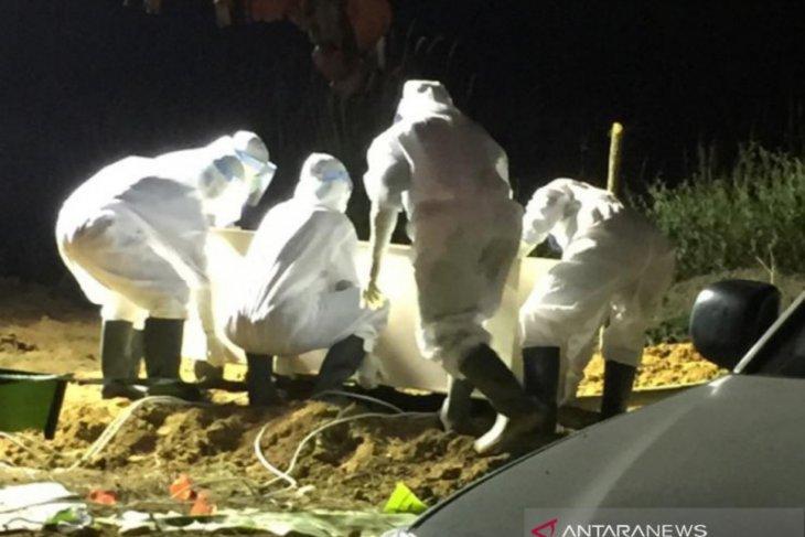 Warga Tanjungpinang meninggal akibat terjangkit COVID-19 nyaris naik 200 persen
