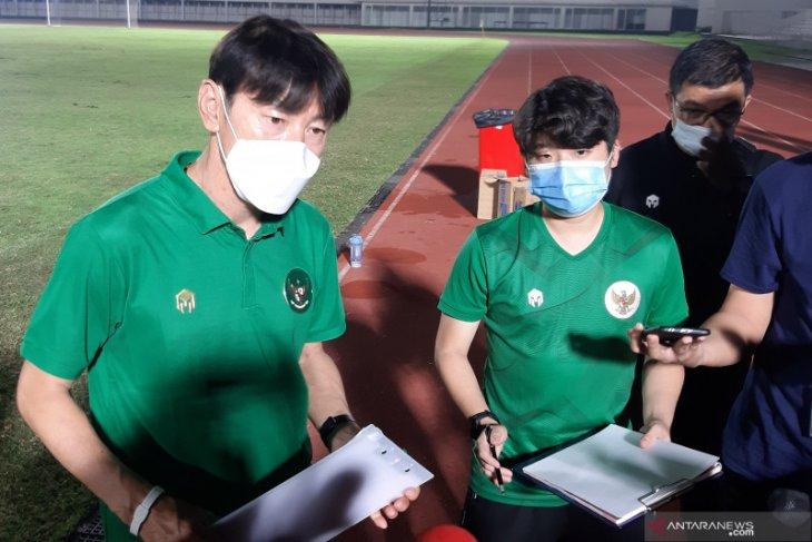Shin Tae-yong panggil pemain muda agar timnas tetap termotivasi