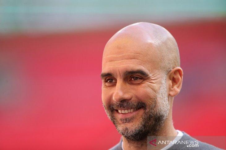 Guardiola: gelar Liga Inggris Manchester City musim ini tersulit
