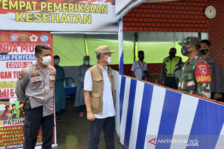 Wawali Samarinda: H-1 lebaran, kendaraan masuk Samarinda minim