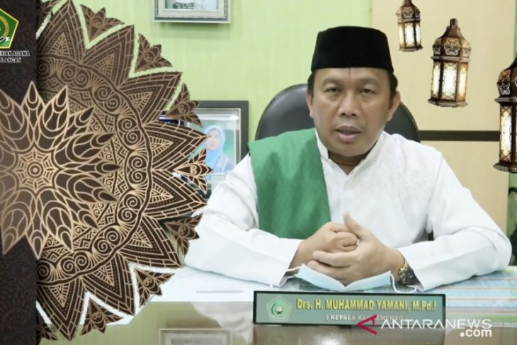 Kepala Kankemenag: Salat Idulfitri tetap diperbolehkan dengan menerapkan Prokes