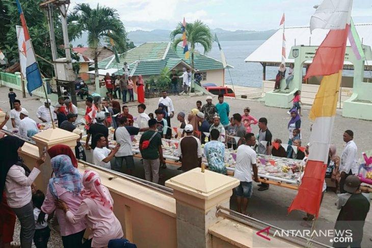 Pawai tradisi tapur di Desa Tengah-Tengah batasi warga karena COVID-19