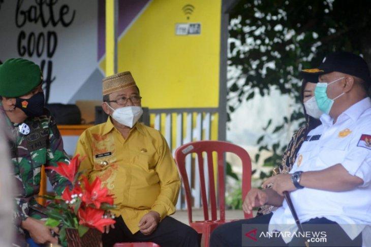 Bupati Gorontalo Utara tidak gelar halal bihalal di rumah