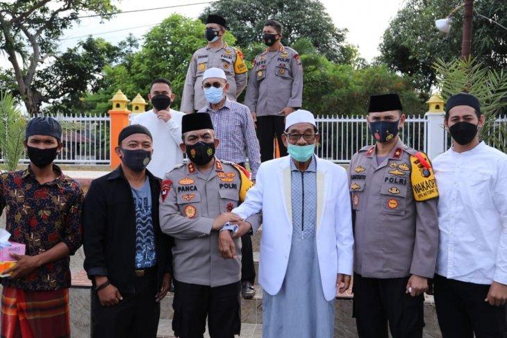 Pimpinan Ponpes Al-Kautsar Medan imbau  warga tidak takbir keliling